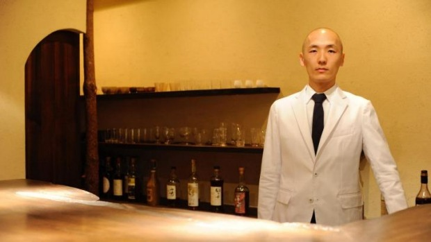 Gen Yamamoto in Tokyo is dedicated to the fine art of perfect cocktail,