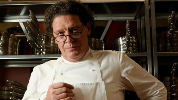 Marco Pierre White takes the mystery out of risotto.