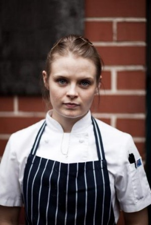 Lauren Eldridge is one of the award-winning chefs that has been mentored by Mark Best.