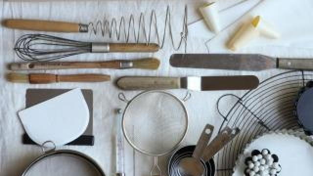 How many tools does a home baker really need?