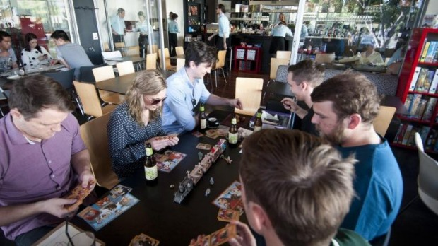 Brisbane Board Game Cafe