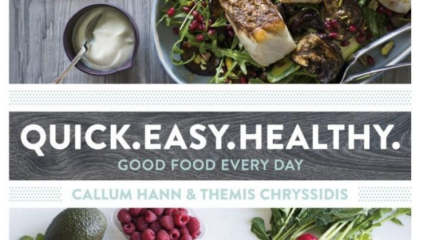 Recipes from quick easy healthy by callum hann and themis chrysdsidis forumfinder Choice Image