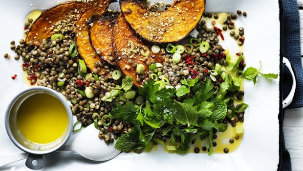 Neil Perry's dish makes a beautiful winter vegetable side (or main).