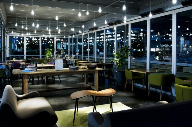 LuMi Dining at Pyrmont.