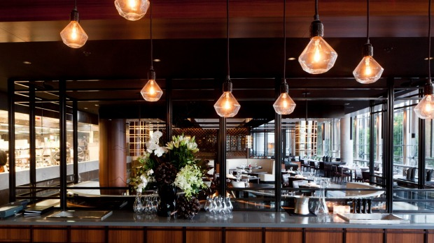 Black by Ezard Restaurant has been rebranded as Black Bar and Grill.