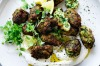 Neil Perry's Turkish zucchini and dill fritters. <a ...