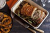 Or Karen Martini's porchetta with jap pumpkin with cinnamon and currants <a ...