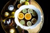 Swap hot tea for this Colonial tea punch cocktail <a ...