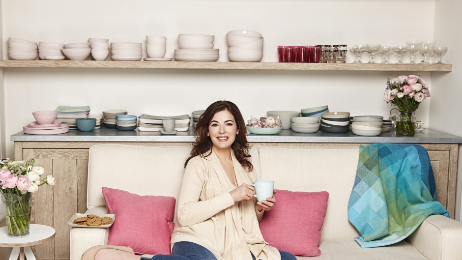 Nigella Lawson Says Making Mistakes Is All Part Of The Process Of Becoming  A Good Cook