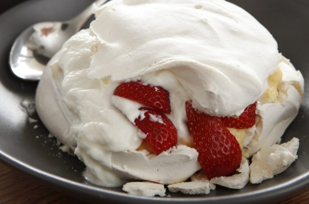 Rob Kabboord's foolproof pavlova recipe is a Good Food reader favourite <a ...