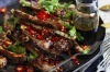 Yunnan barbecue spare ribs with black vinegar sauce <a ...