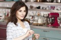 Nigella Lawson says the best way to become at ease in the kitchen is to cook for yourself initially.
