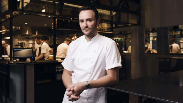 Jason Atherton wants dining at Kensington Street Social to be fun.