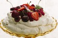 Brown sugar pavlova from Bright Young Things Culinary Event Makers.