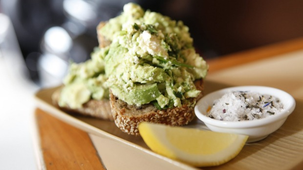 Do some exercise before you tuck into your smashed avocado if you want to lose weight.