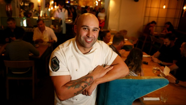 Maha chef Shane Delia will open Middle Ground at the airport.