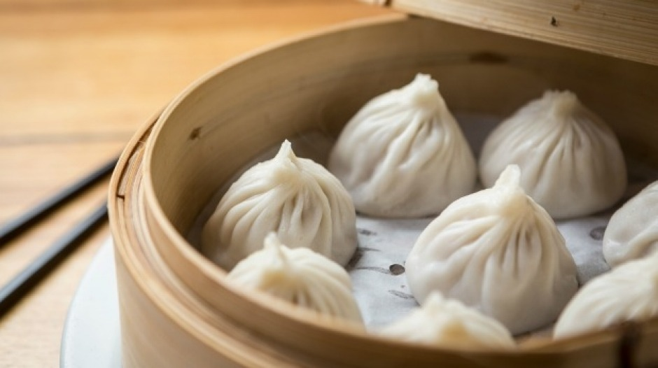 Shanghai Street is known for its xiao long bao (pork soup dumplings).
