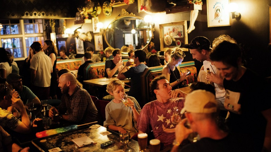 The Bearded Tit is just one of the Sydney bars that now refuses to serve Coopers beer.