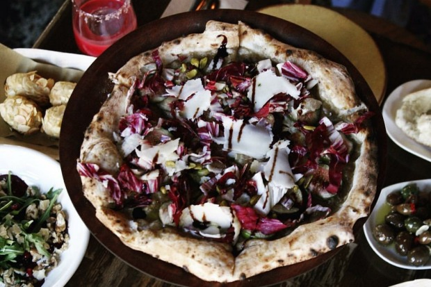 Can you have a cheese-free pizzeria? Gigi has proved it's possible with its surprisingly great vegan slices.