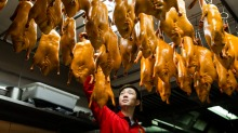 BBQ King, famous for their Peking duck, has closed its doors.