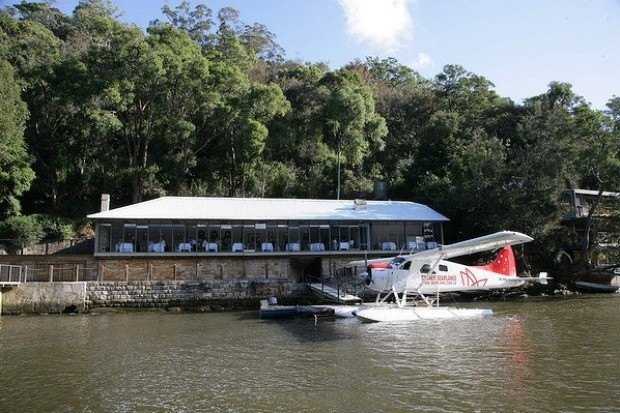 Day trip ... Berowra Waters Inn, Berowra Waters.