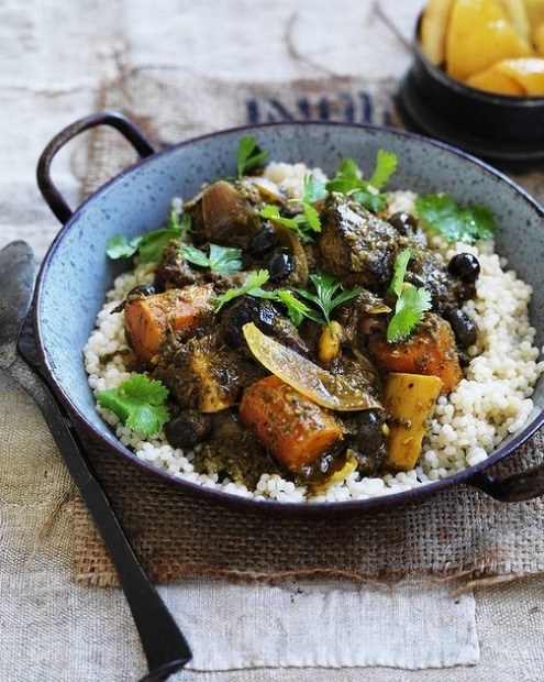 Splurge on prime beef fillet for Neil Perry's intensely spiced tagine <a ...