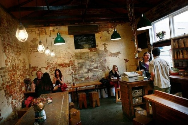 Balaclava cafe Monk Bodhi Dharma specialises in sugar-free dishes and wholefoods