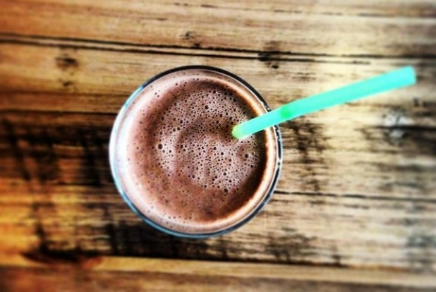 Hardcore health in a glass Shokuiku's 'ultimate' smoothie has some 17 ingredients including marine phytoplankton, hemp, ...