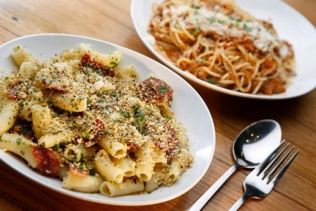 Etto offers gluten-free pasta made from quinoa and amaranth
