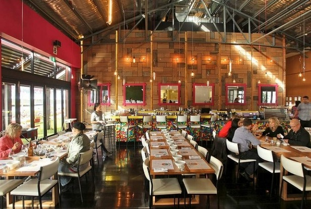 Fermenting Modern Thai diner Bang Pop's menu features a tangy fermented fish broth.