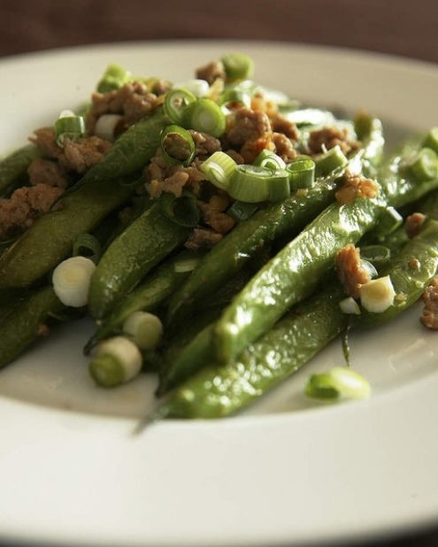 Steve Manfredi's Chinese-style dry-seared beans <a ...