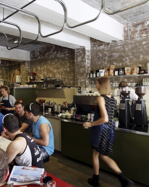 Showbox Coffee in Manly