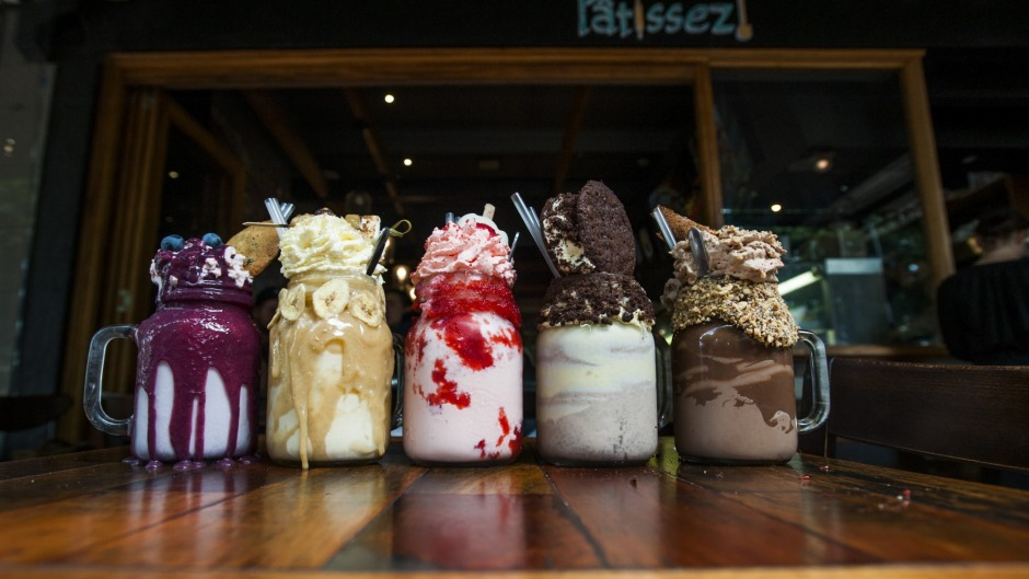 Pattissez's Freakshakes have been a phenomenon since their launch over a year ago.