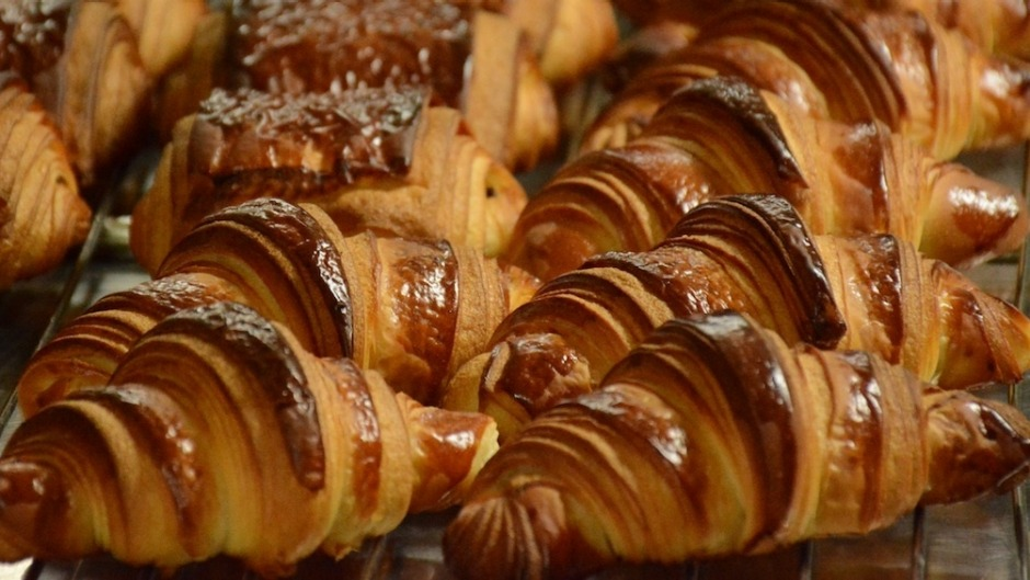 Gontran Cherrier is buttering up Melbourne with free croissants.
