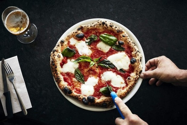 25 Classic margherita at Cucina & Co, Brighton.