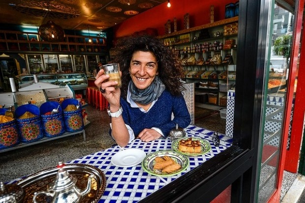 Expanding: Hana Assafiri is opening a lunch-only taginery.