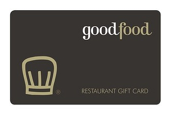 The Good Food Gift Card