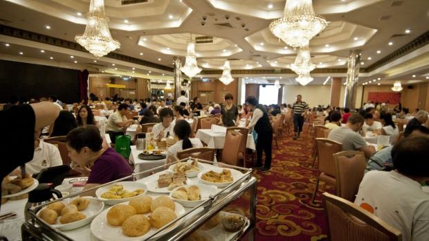 Landmark restaurant is one of the city's best-loved yum cha venues.