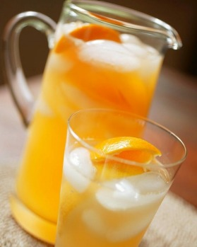 Lemon and orange barley water by Tony Chiodo. <b><a ...