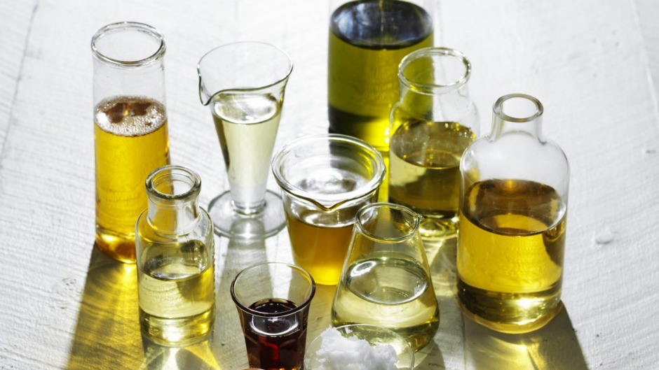 Cooking oils.