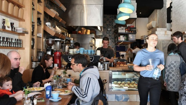 Cobb Lane bakery and cafe in Yarraville.