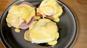 How to make poached eggs, three ways.