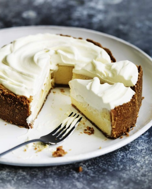 CONDENSED MILK: Adam Liaw's lemon icebox pie is a slice of southern hospitality <a ...