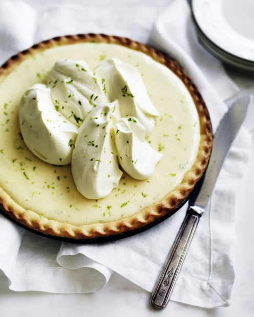 CONDENSED MILK: Neil Perry's key lime pie <a ...