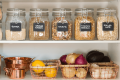 A good pantry should include the building blocks to an almost infinite number of dishes.
