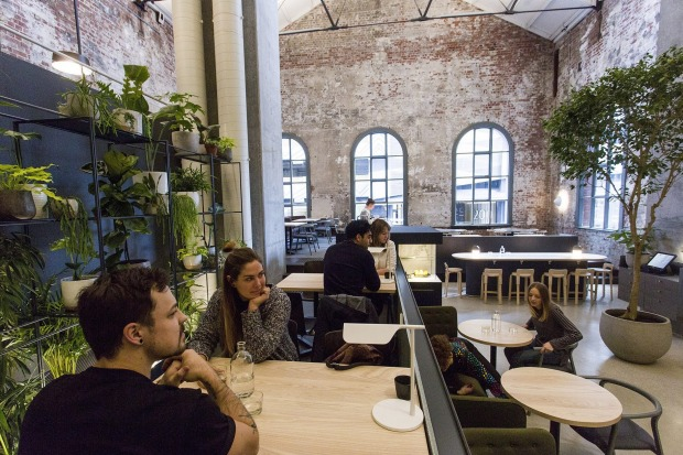 Cafe of the Year: Higher Ground in the CBD (from the team behind Kettle Black and Top Paddock).