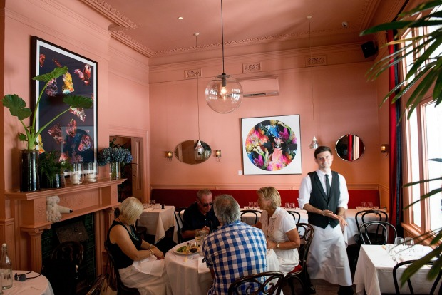 Luxe grandeur: Entrecote in South Yarra (also in the CBD).