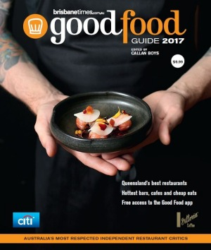 The Brisbane Times 2017 Good Food Good Guide is on sale July 19.