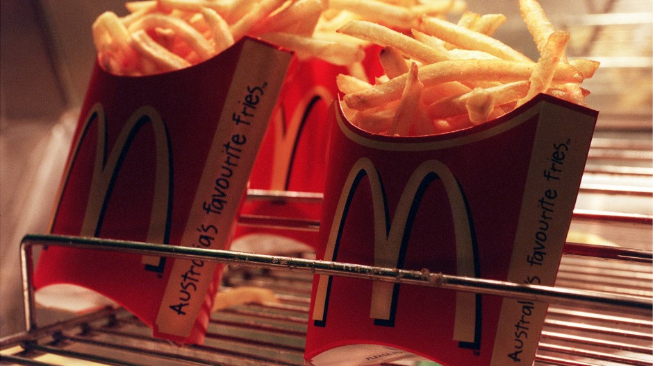 Fact or myth? McDonald's French fries.