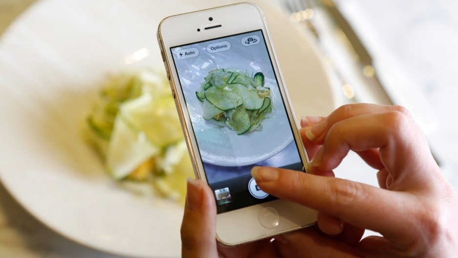 Fast food brands are designing Instagram-friendly offerings.
